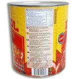 Papričky Jalapeňo červené krájané 2,9 kg