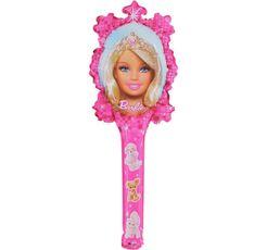 Balón Barbie mávatko 65 cm