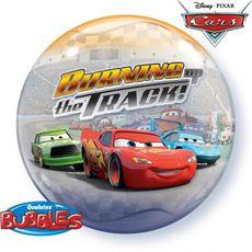 Balón Bublina Auta 56 cm