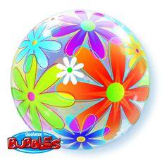 Balón Bublina Kvetiny 56 cm