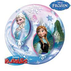 Balón Bublina Ľadové kráľovstvo 56 cm
