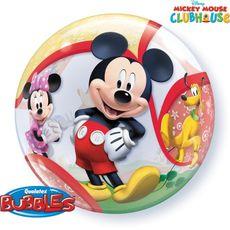 Balón Bublina Mickey a priatelia 56 cm