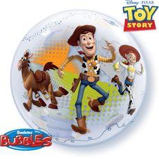 Balón Bublina Príbeh hračiek 56 cm