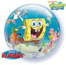 Balón Bublina Sponge Bob 56 cm