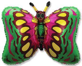 Balón motýľ 87,5 cm