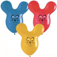 Balón Zajac veľké uši 50 ks