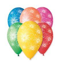 Balón Ohňostroj 100 ks