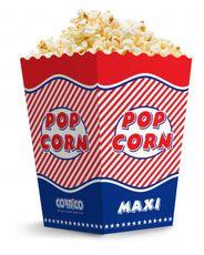 Krabička 5,2 L Popcorn MAXI