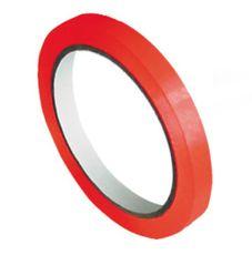 Lepiaca páska Červená 66 m × 9 mm 1 ks
