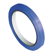 Lepiaca páska Modrá 66 m × 9 mm 1 ks
