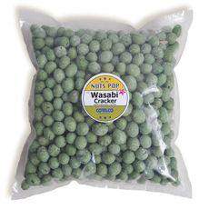 Oriešky Nuts Pop Wasabi Cracker 1000 g