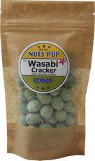 Oriešky Nuts Pop Wasabi Cracker 80 g