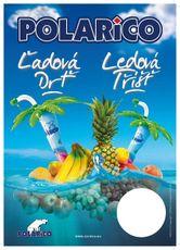 Plagát cenník POLARiCo Ľadová Drť Palma A4