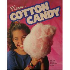 Plagát COTTON CANDY A3