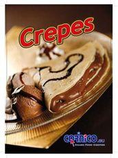 Plagát CREPES A3