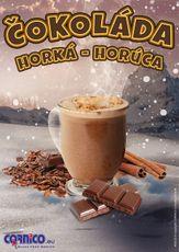 Plagát Horúca čokoláda A2
