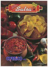 Plagát Nachos Salsa A3