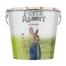 Plechovka 1,8 L Peter Rabbit