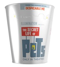 Plechovka 3,8 L Secret Life Of Pets