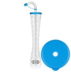 Pohár 350 ml Plain modrý 54 ks