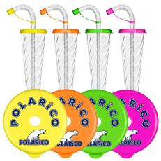 Pohár 350 ml Plain POLARiCO Mix 54 ks