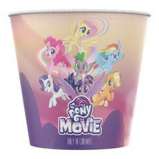 Pohár 5 L Popcorn XXL My Little Pony