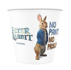 Pohár 5 L Popcorn XXL Peter Rabbit
