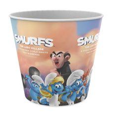 Pohár 5 L Popcorn XXL Smurfs