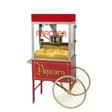 Prenájom Popcorn 14 oz s vozíkom