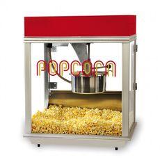 Prenájom Popcorn stroj 14 oz