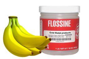Príchuť Flossine Banán 454g
