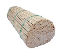 Špajľa hranatá 30 cm × 4 mm drevená 500 ks