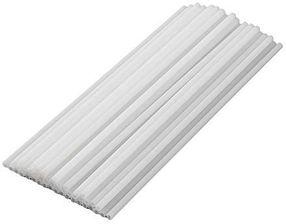 Špajľa oblá 54 cm × 8 mm plastová 100 ks