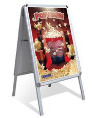 Stojan A2 Popcorn Krabička