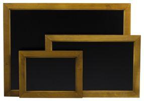 Tabuľa nástenná 30 × 40 cm
