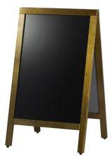 Tabuľa stojaca 70 × 120 cm