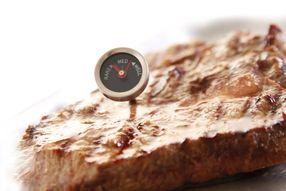 Teplomer na steaky 4ks