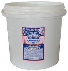 Tuk popcorn žltý 9 kg