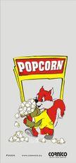 Vrecko 1,5 L Popcorn Veverička