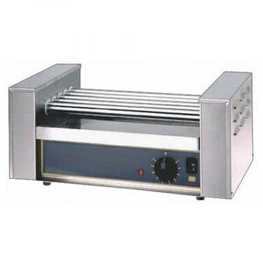 HOT DOG grill 5 valčekový RG5