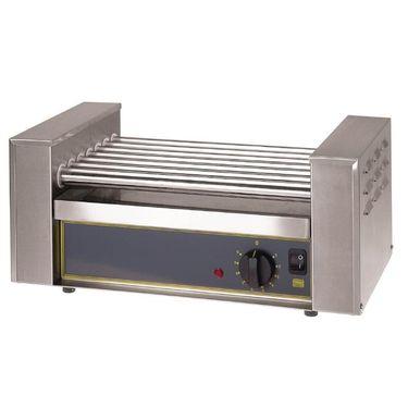 HOT DOG grill 7 valčekový RG7