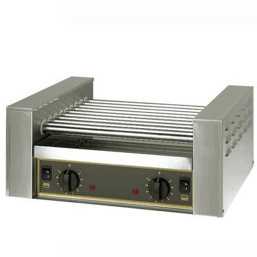 HOT DOG grill 9 valčekový RG9