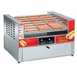 HOT DOG ROLLER GRILL GM