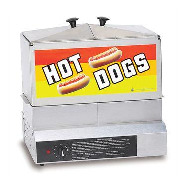 HOT DOG STEAMIN DEMON