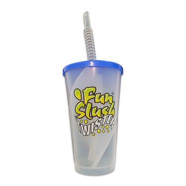 Pohár 350 ml Fun Slush Twister 10 ks