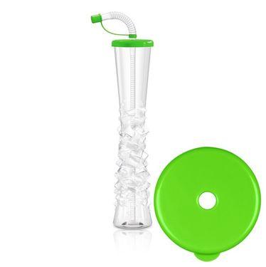 Pohár 500 ml Plain limetkovo zelený 54 ks