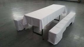 Prenájom Obrus na Pivný stôl CLASIC