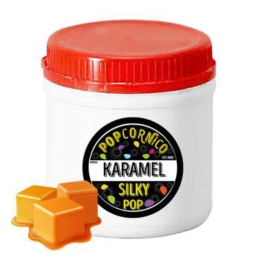 Príchuť Silky Pop Karamel 500g