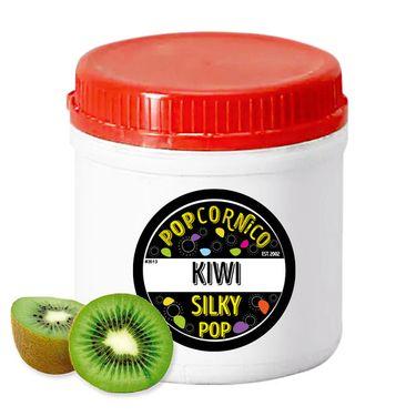 Príchuť Silky Pop Kiwi 500g