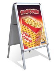 Stojan A2 Popcorn Vrecko